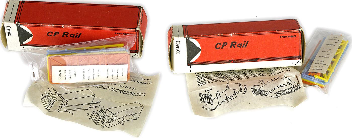 Артикул 13436-1  Набор для сборки контейнера. Может быть собран в различных вариантах - например, как полуприцеп, так и настоящий контейнер. В последнем случае в качестве материала для внеших стен используется коробка от набора. Новый, не собран.