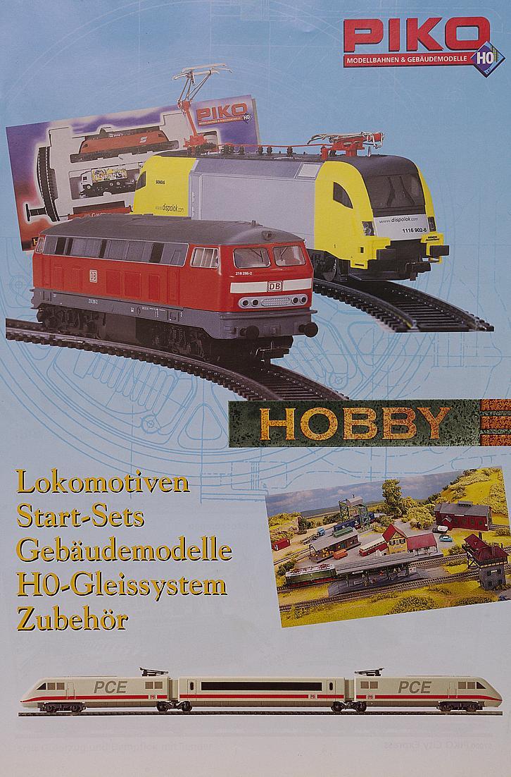 Артикул 6305-53  Каталог PIKO HOBBY.