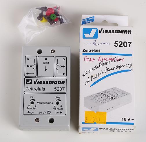 Артикул 6998-42  Реле времени. Производство Viessmann. Артикул 5207.