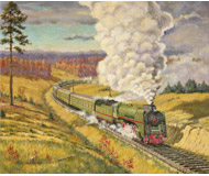 модель TRAIN 18477-85