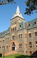 Здание Стивенсовского института в Хабокене, Пенсильвания