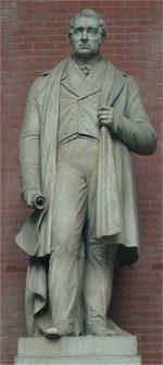 статуя Стефенсона