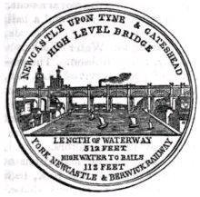 памятная медаль 1849 года