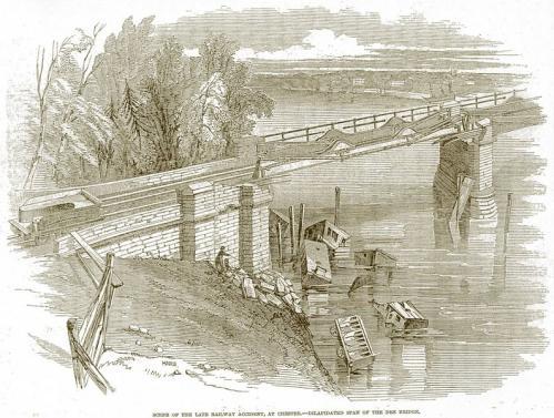 Катастрофа на мосту Dee Bridge 1847 года