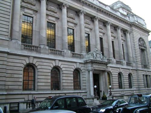 Здание Ассоциации инженеров Великобритании в Лондоне