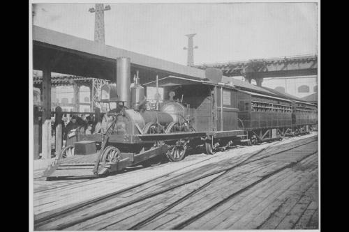 Джон Булл в Чикаго на World's Columbian Exposition