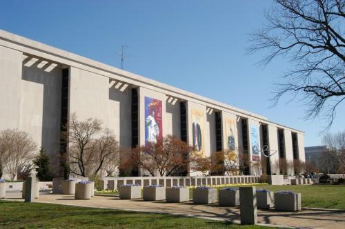 Национальный музей истории Америки Смитсоновского института в Вашингтоне