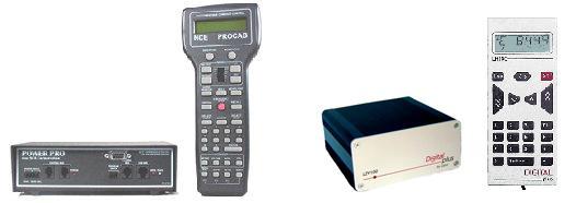 Система NCE PH Pro и Lenz Set-100