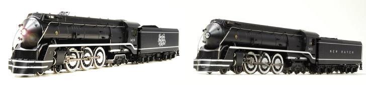 BLI NH I-5 Brass и BLI NH I-5 Hybrid