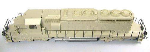 Blue Line SD 40-2